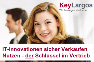 Nutzenargumentation KeyLargos Innovation